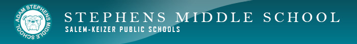 Stephens Middle School Retina Logo
