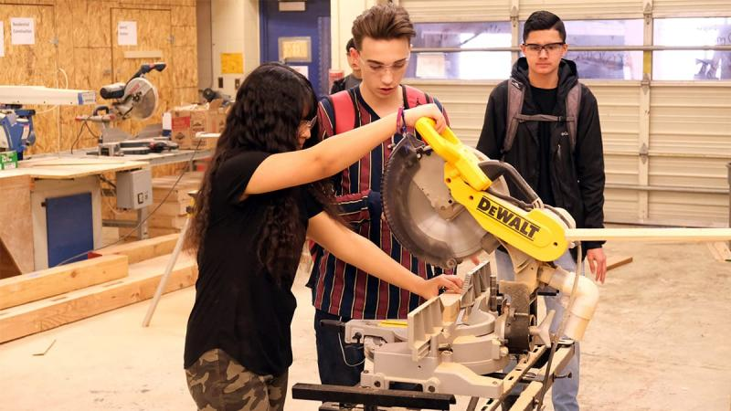 McKay High School CTE Showcase Feb 2019